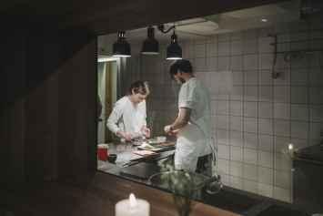 Weiss Bregenz Restaurant Milena Broger Erik Pedersen